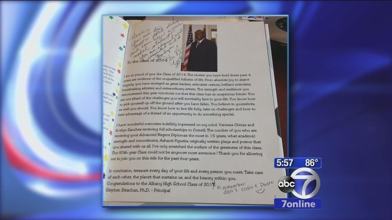 LI principal apologizes after yearbook plagiarism accusations