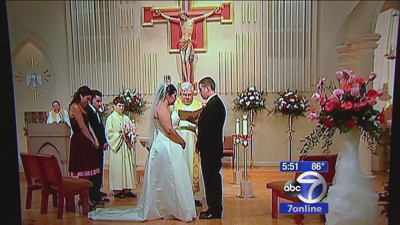 Long Island couple finally gets wedding video - 3 years late