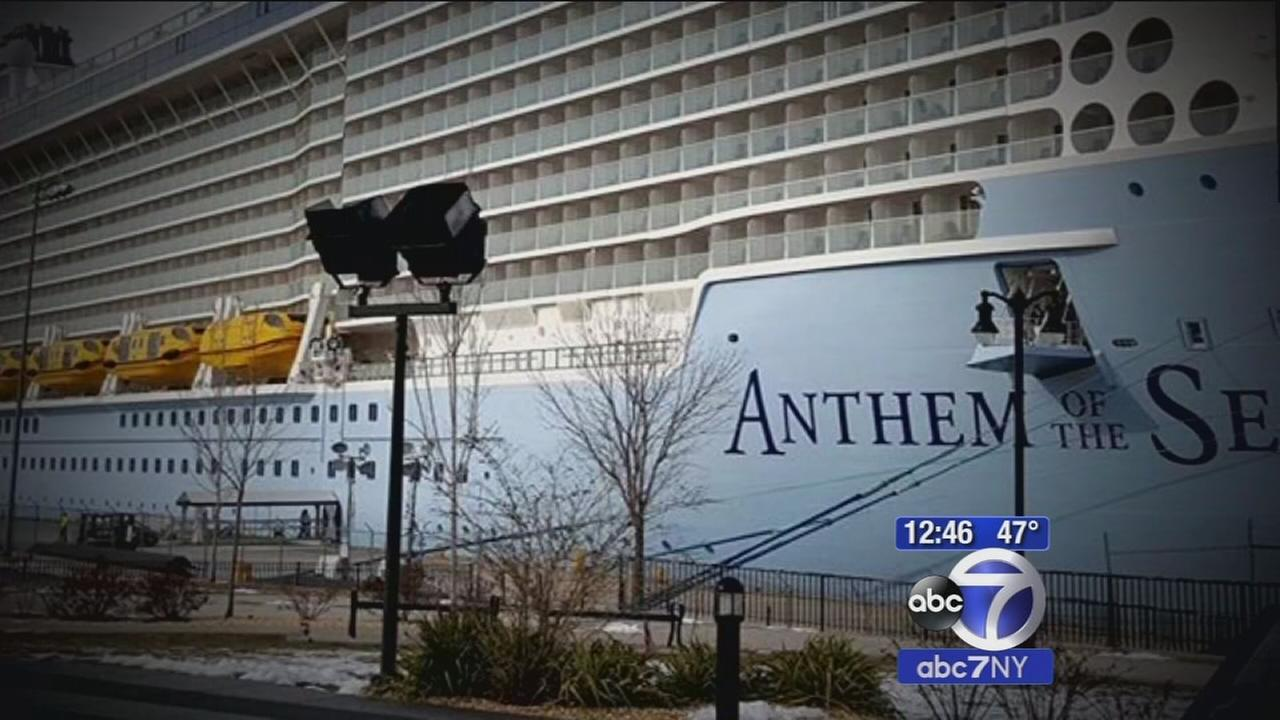 More trouble from Anthem of the Seas