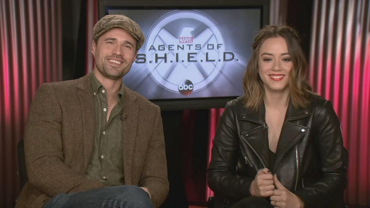 Stars of Marvels Agents of SHIELD talk about this latest season