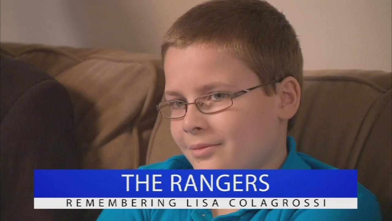 Remembering Lisa Colagrossi: The Rangers