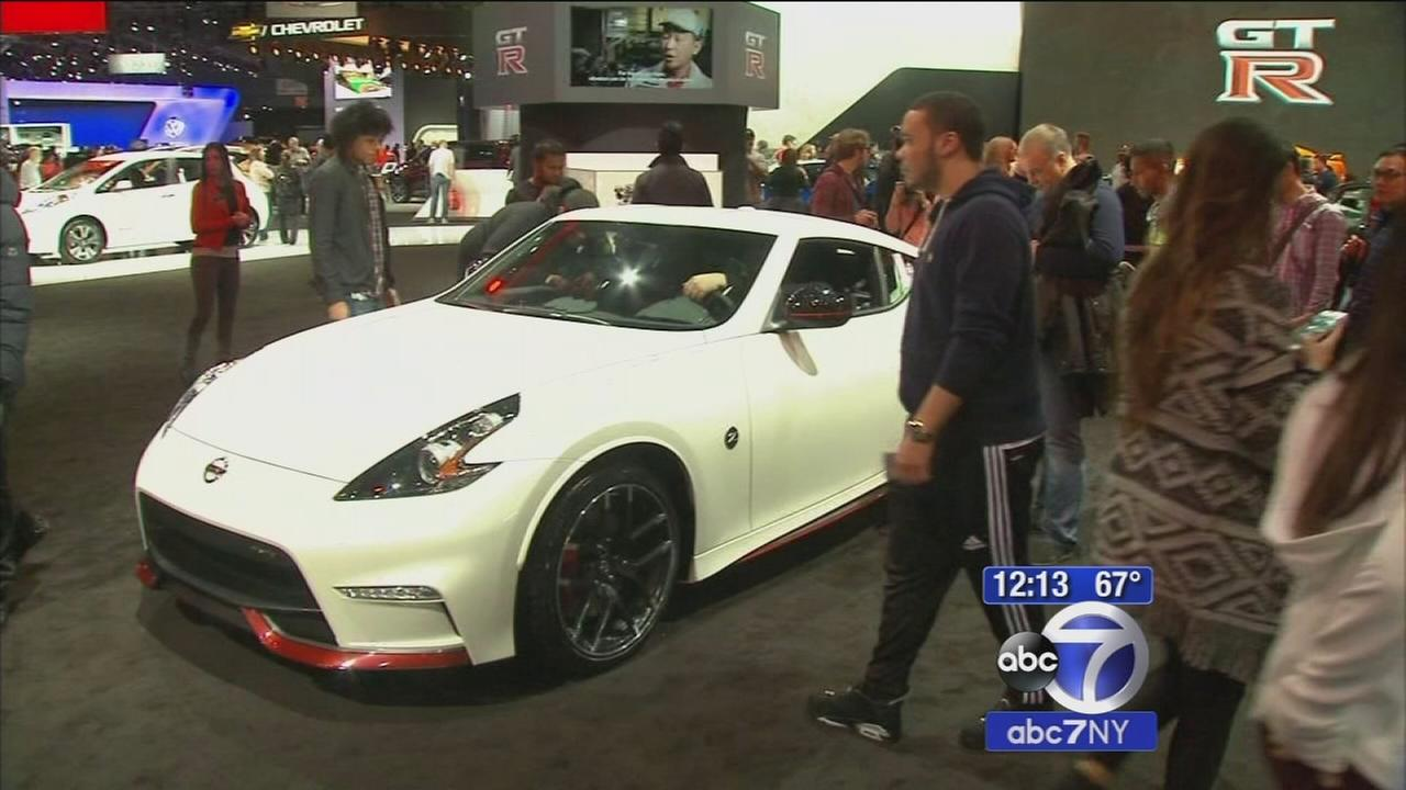 New York International Auto Show kicks off at Javits Center