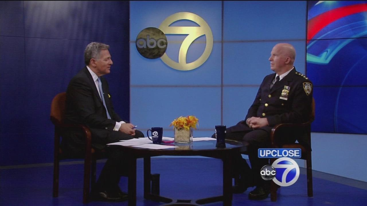 Up Close: Security in NYC