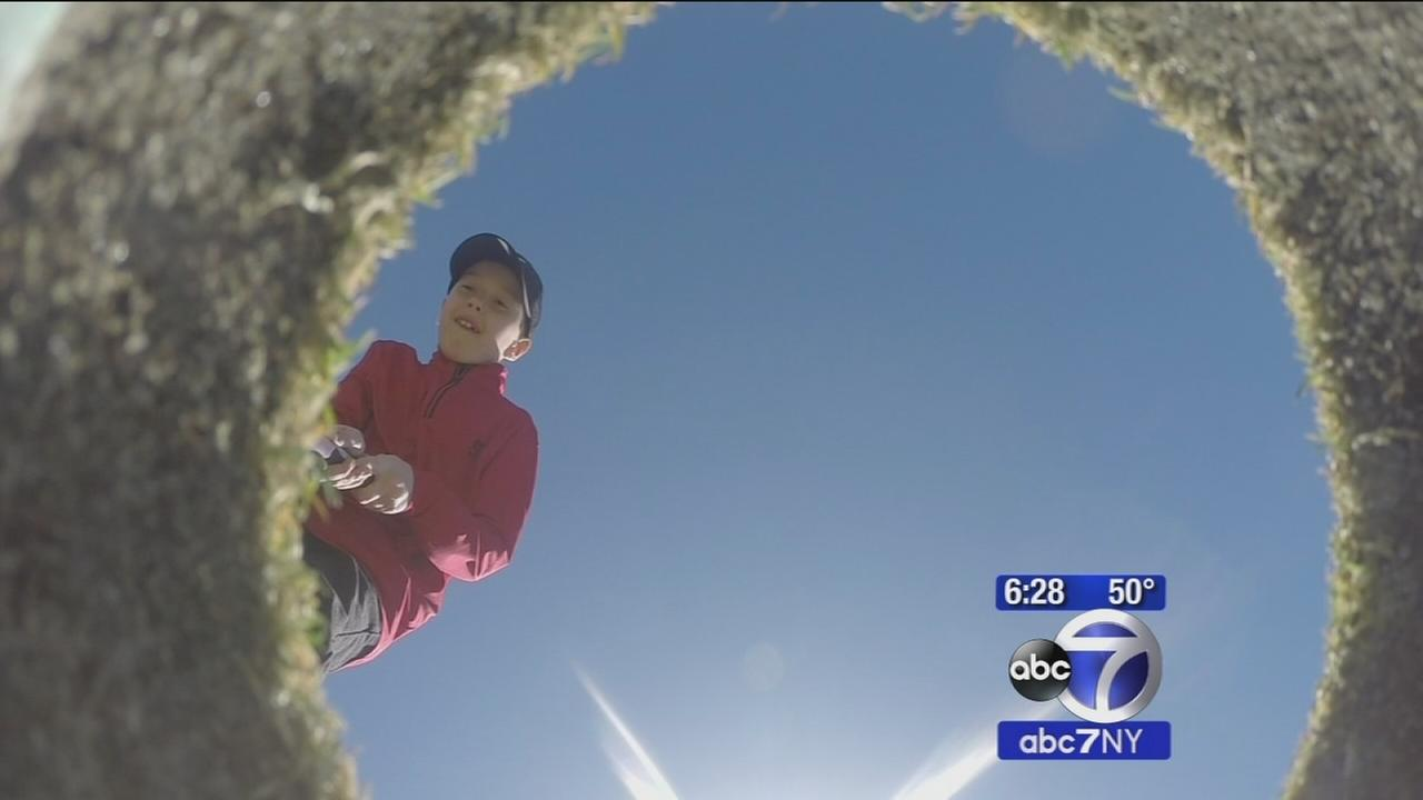 Young NJ golfer heading to Masters tournament in Augusta