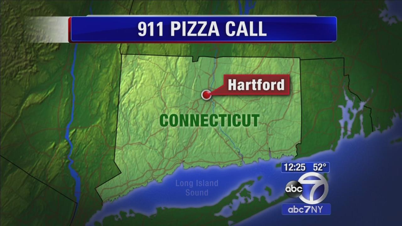Woman calls 911 about wrong pizza order