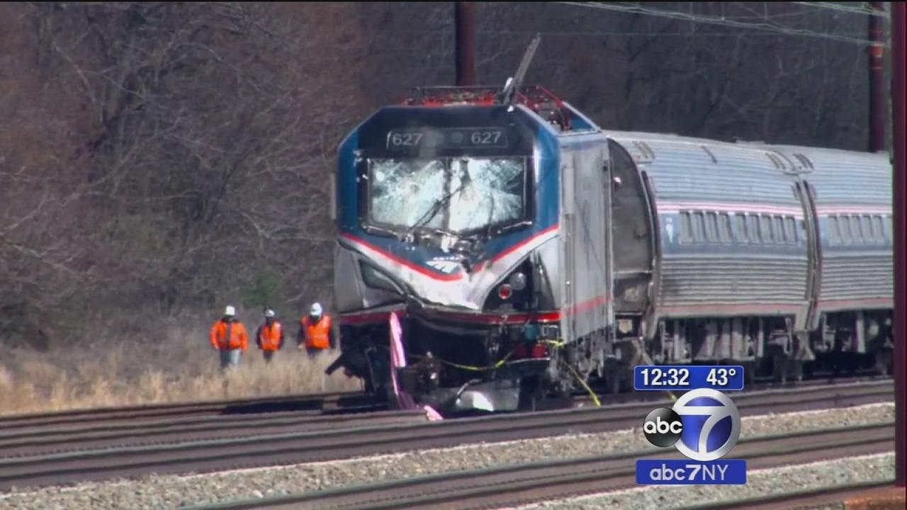 Amtrak service resumes after deadly derailment
