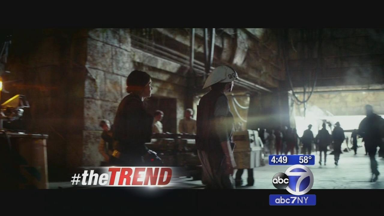 The Trend: Trailer for Star Wars film: Rogue One