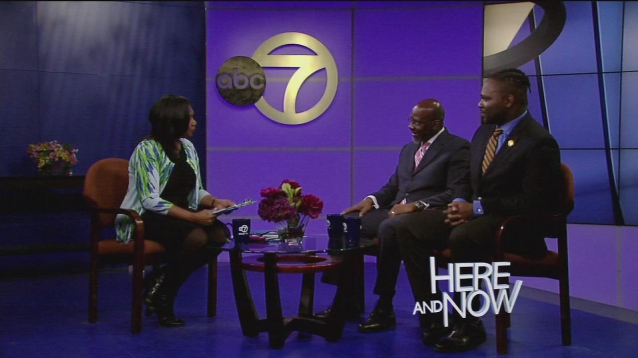 Here and Now on April 17, 2016: Part 4