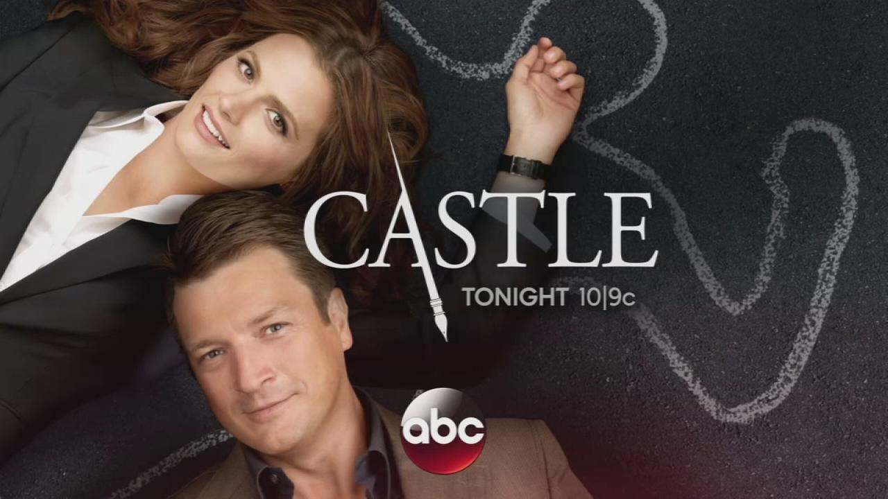 Watch a sneak peek of Mondays all-new Castle