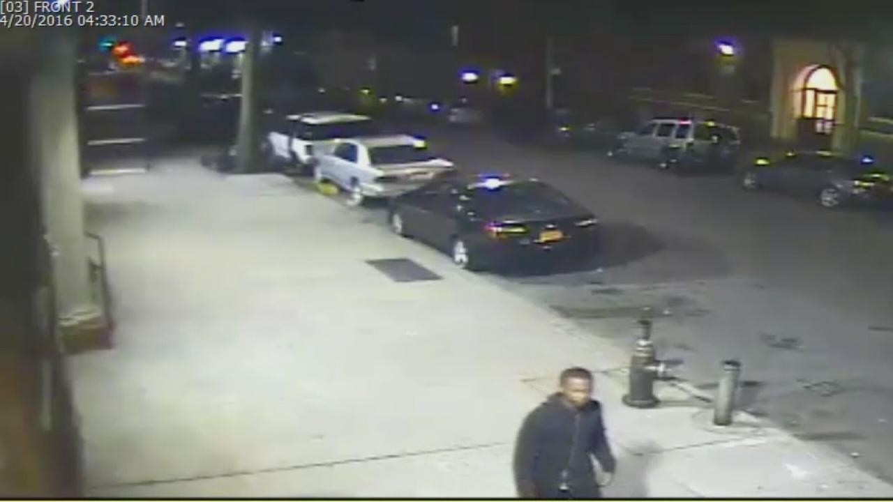 New video of suspect wanted in attempted rape in Prospect Park
