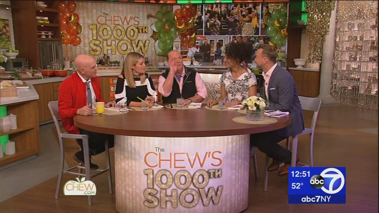The Chew celebrates 1,000th episode