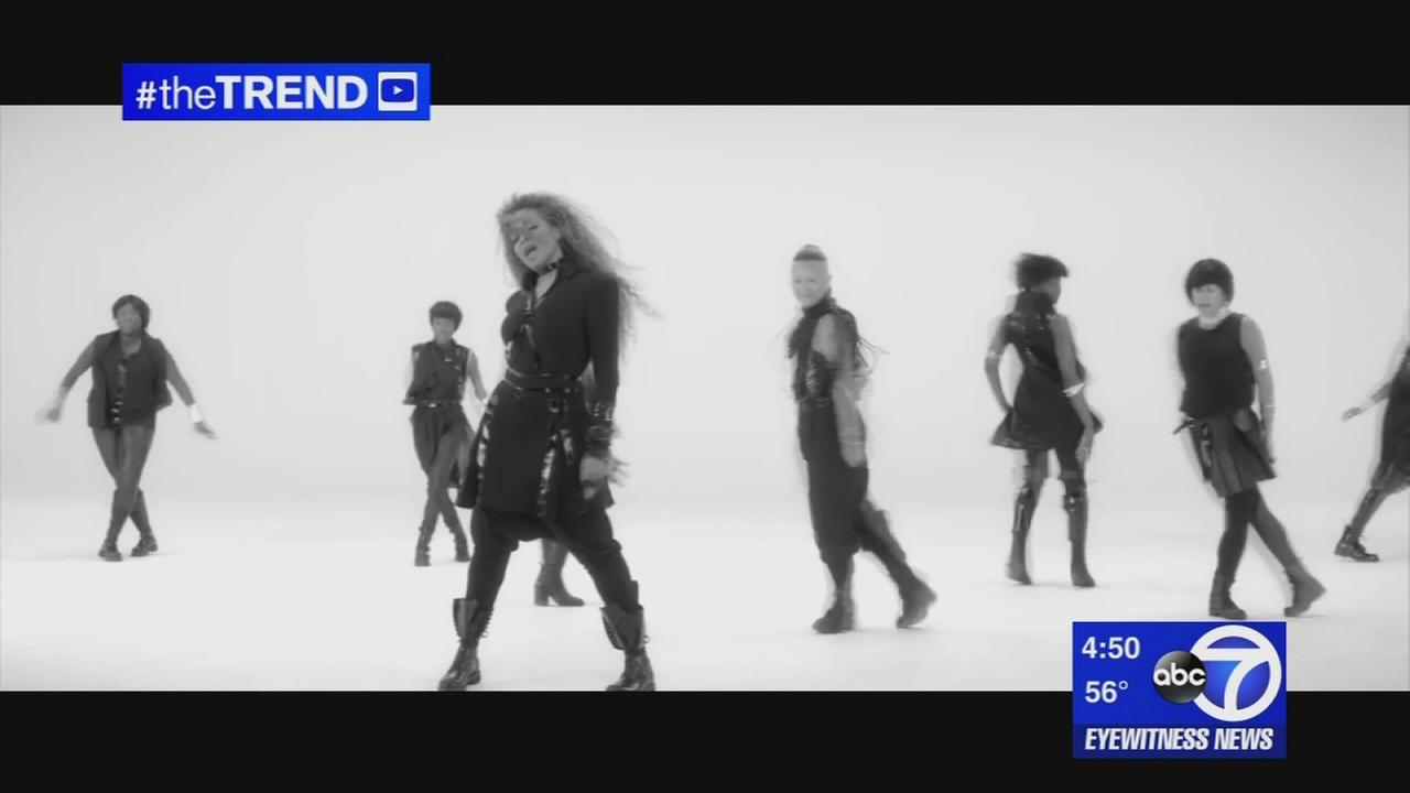 The Trend: Janet Jackson