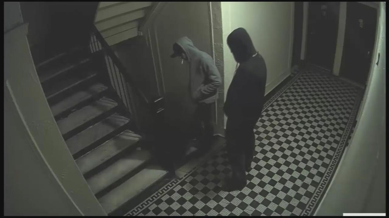 Suspects rob Bronx family