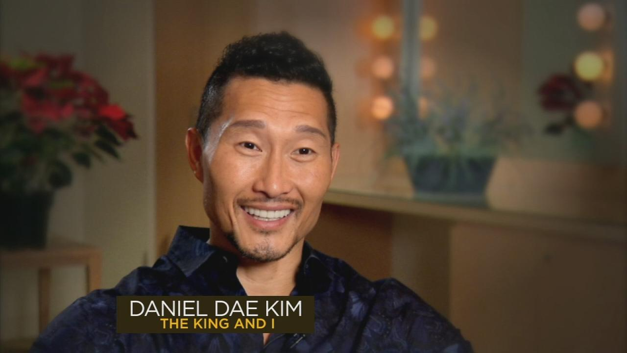 Daniel Dae Kim on Broadway