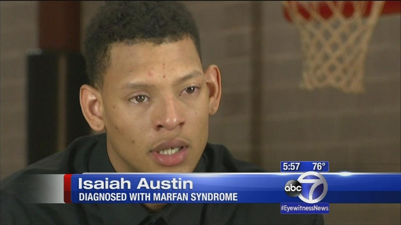 Marfan syndrome derails NBA dreams for Isaiah Austin