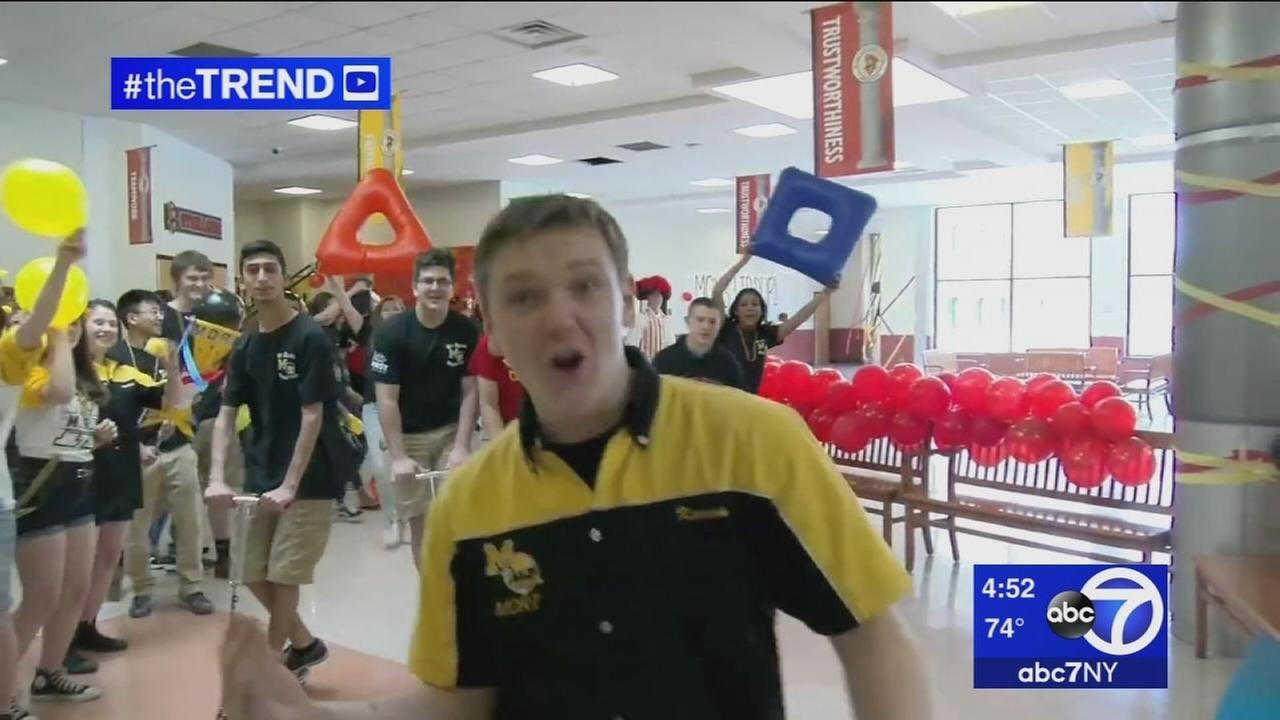 The Trend: Check out New Jersey high schools impressive lip dub video