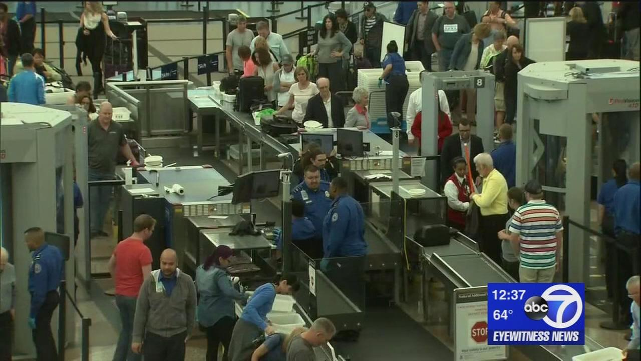 TSA chief out as airport waits grow