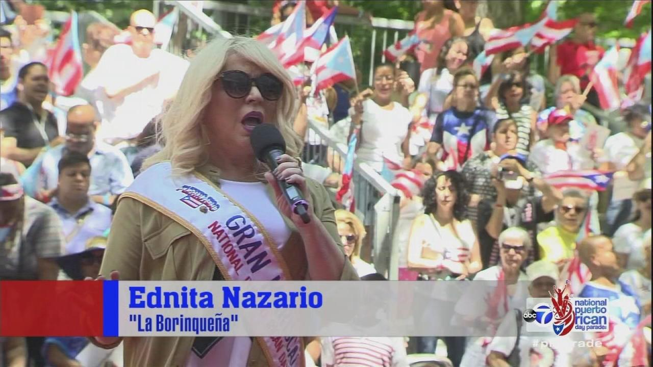 2016 National Puerto Rican Day Parade - Part 1