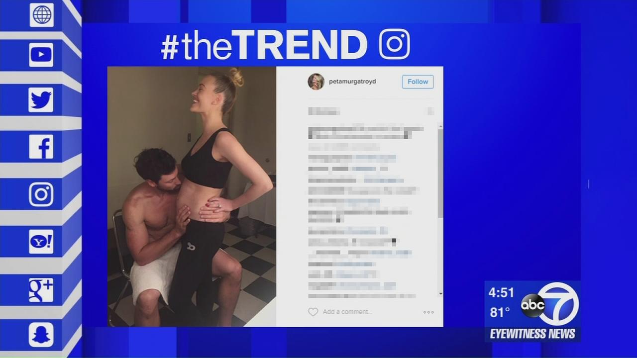 The Trend: Baby news for 2 DWTS pros
