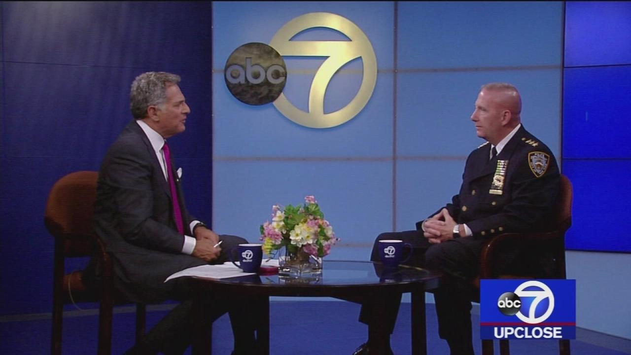 Up Close: NYPD counterterrorism