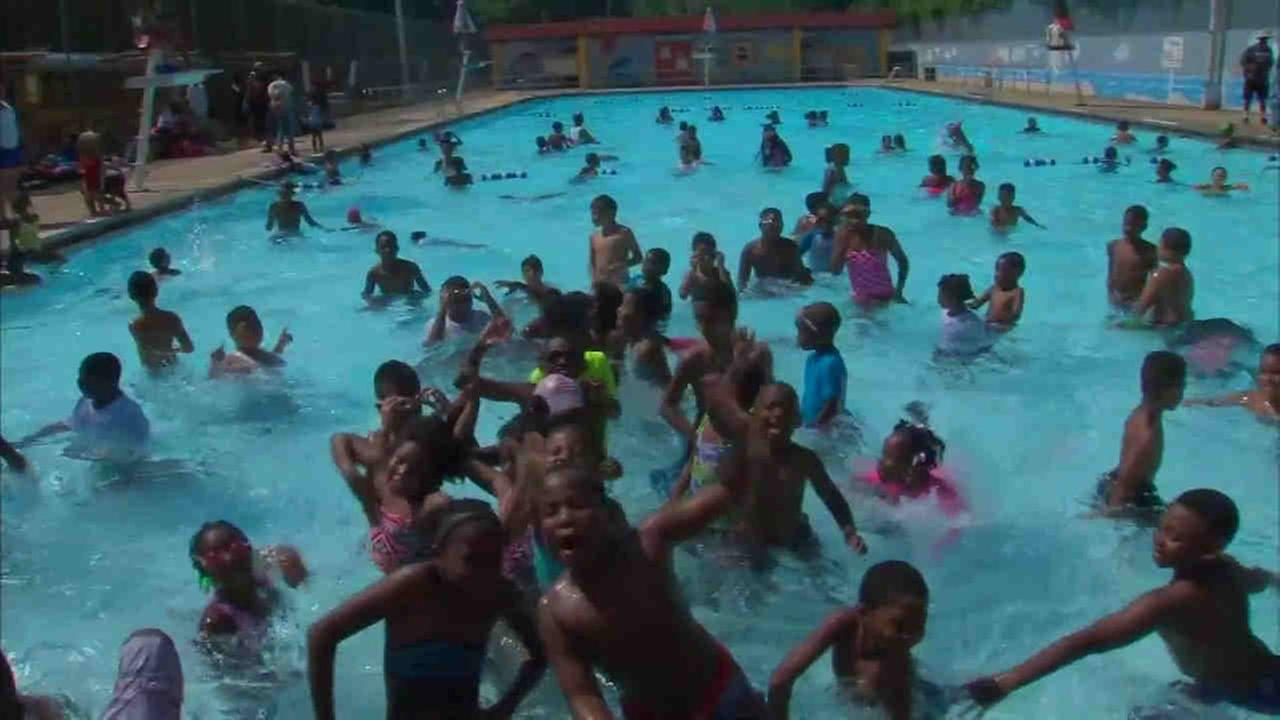Paterson is threatened with losing its pools and summer programs due to budget cuts.