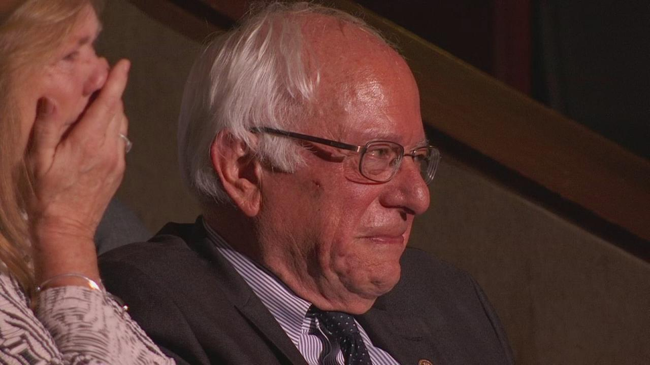 Bernies brother casts emotional vote
