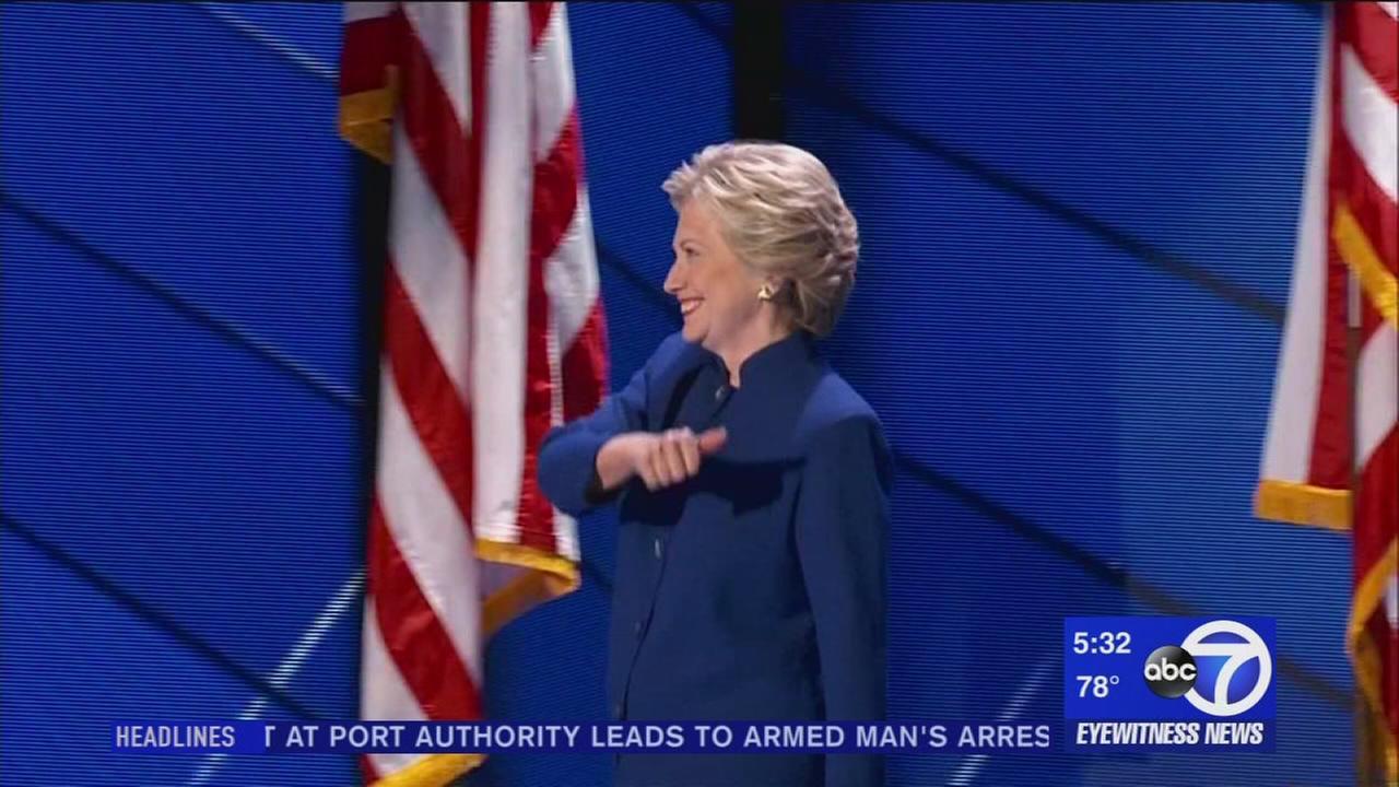 Thursday at DNC is Clintons big night