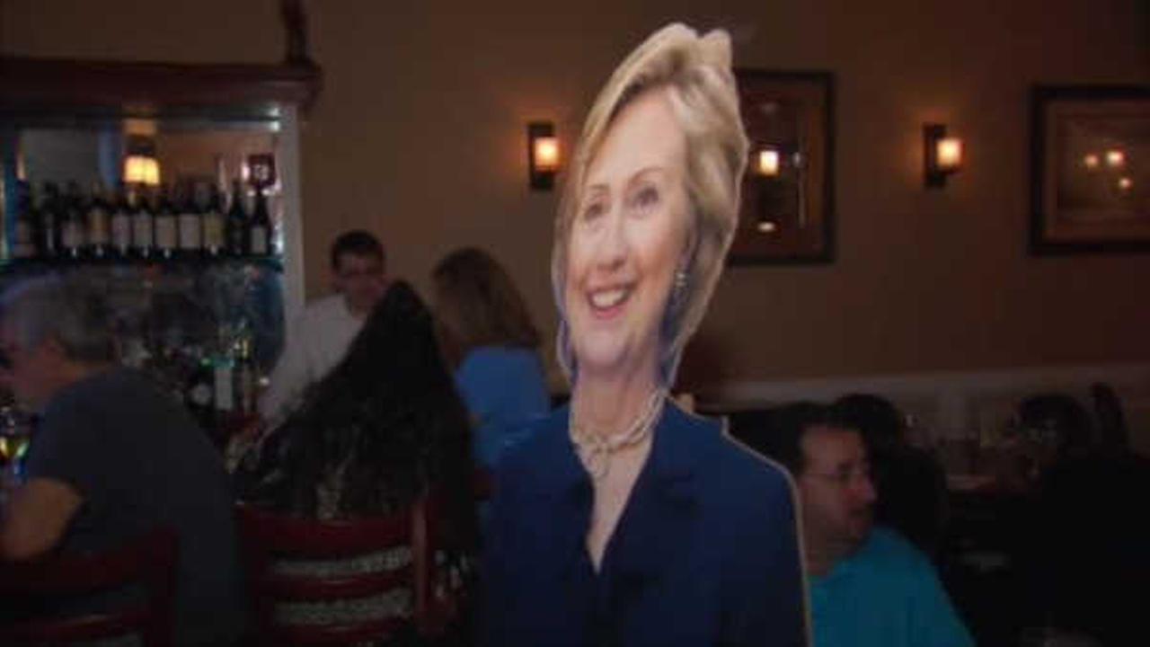 Hillary Clinton 39 S Chappaqua Neighbors Gather To Watch