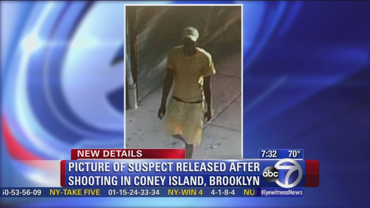 Police search for gunman in Coney Island shooting
