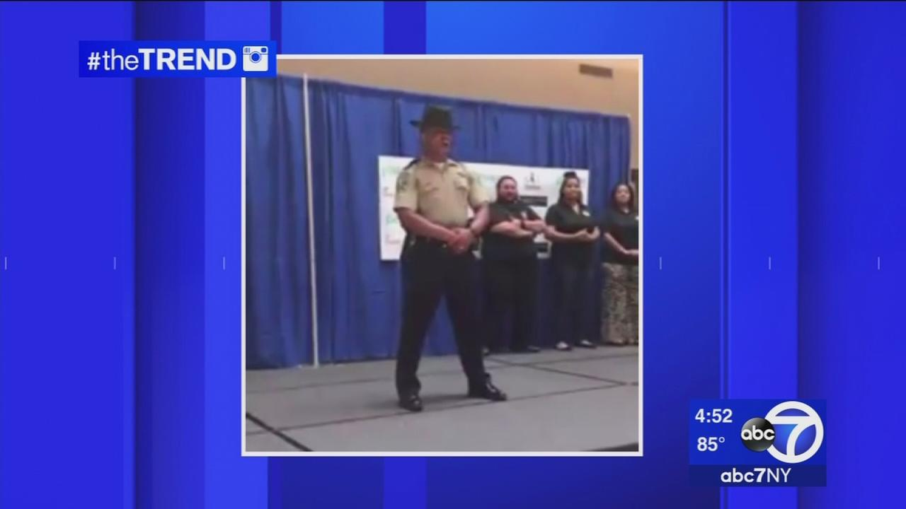 The Trend: Virginia deputy teaches kids not to judge a book by its cover