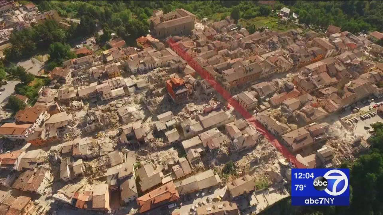 Death toll rising, more aftershocks after Italy quake