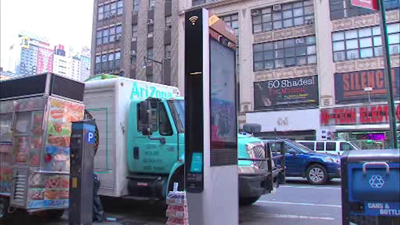 City pulls plug on internet browser in LinkNYC tablets after porn complaints
