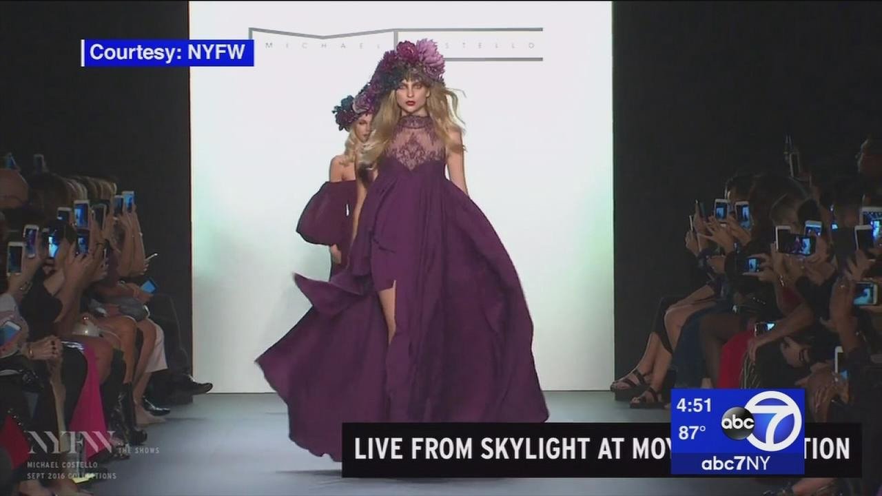 The Trend: Fashion Week in full swing across NYC