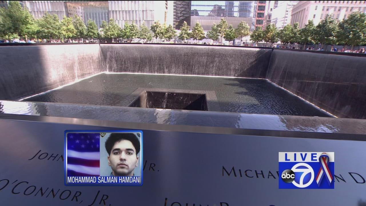 September 11: Reading of the Names G through J