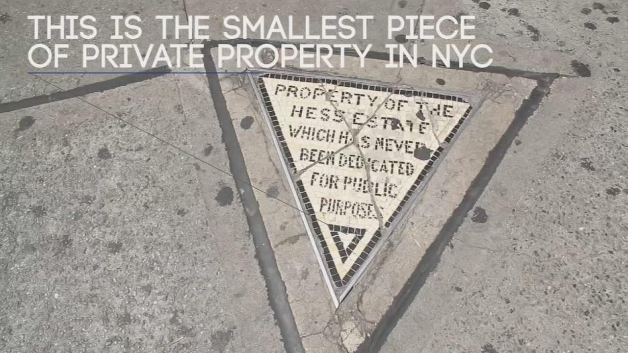Sidewalk mysteries