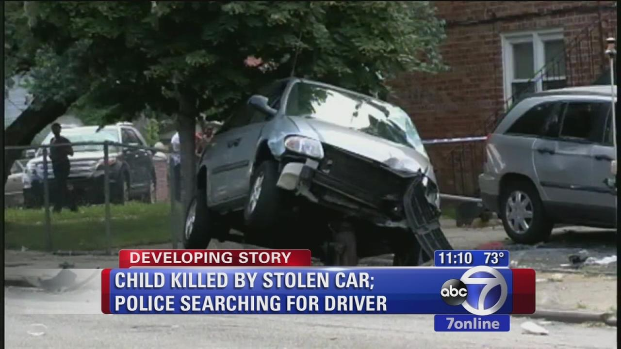 Child killed, mother and daughter injured in hit and run