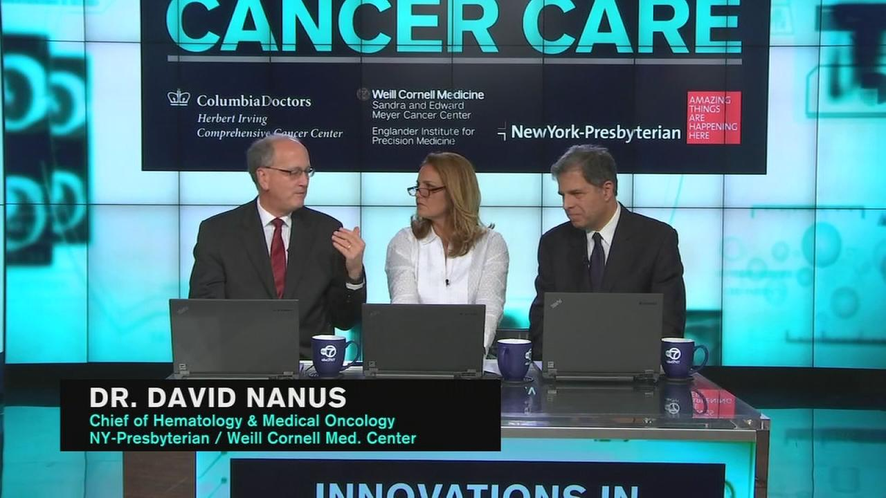 Innovations in Cancer Care: Part 1