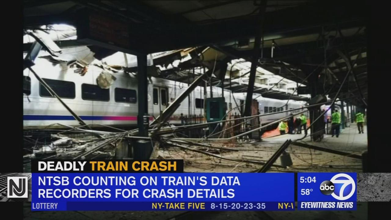 Investigators expected to talk to engineer, probe cause of Hoboken train crash