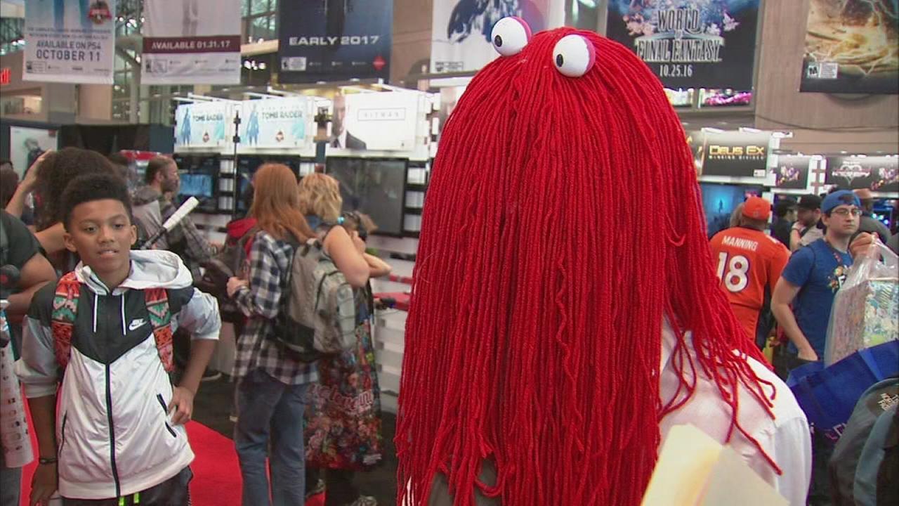 ComicCon costumes