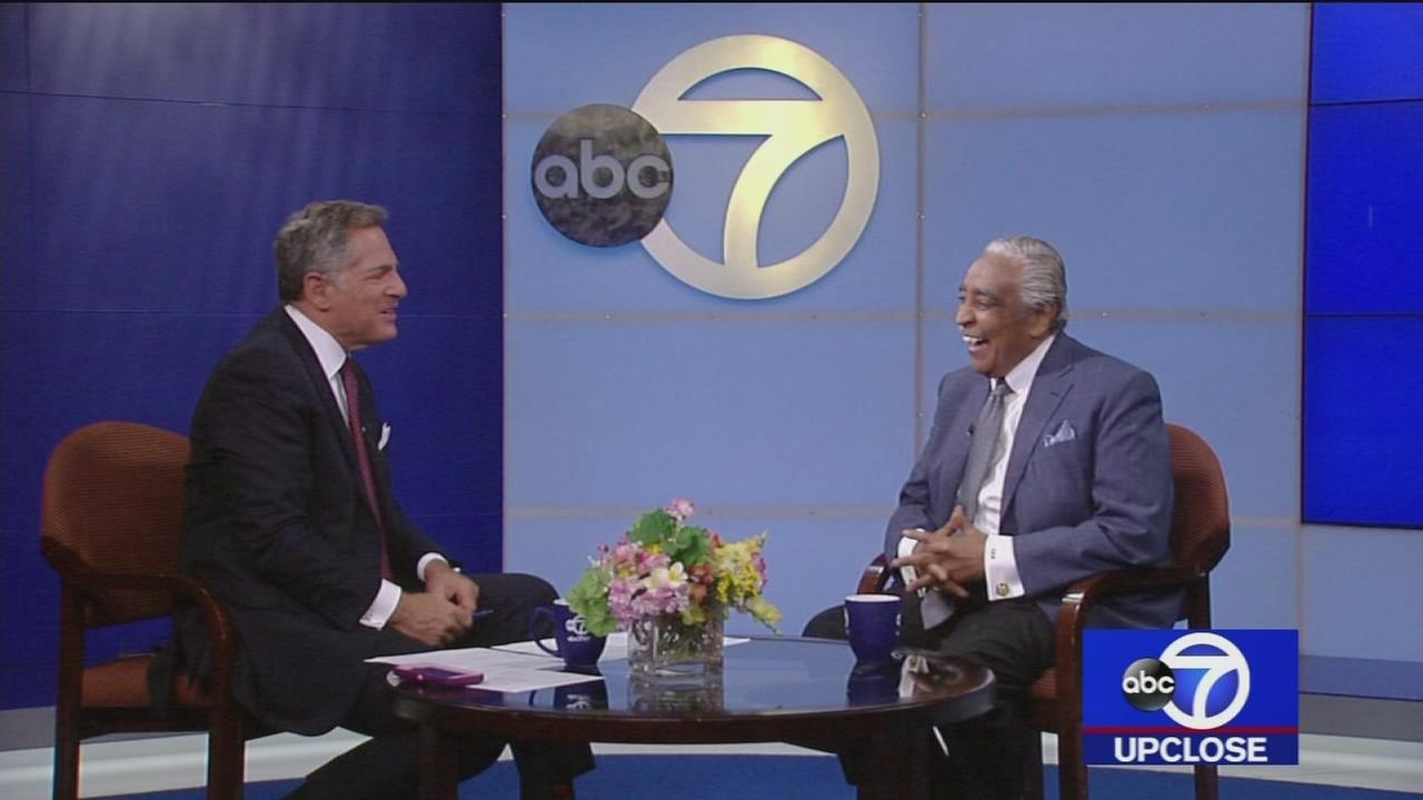 Up Close: Rep. Charles Rangel