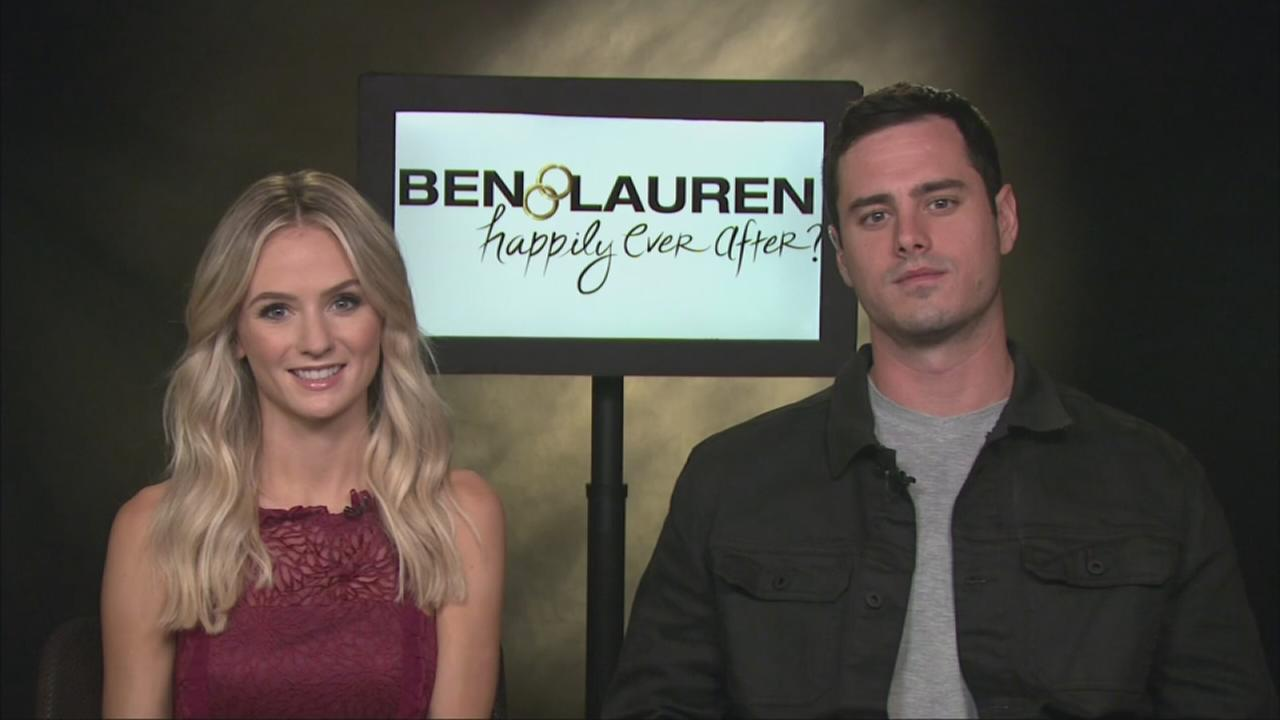Ben and Lauren talk Happily Ever After?
