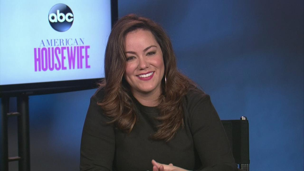 Katy Mixon talks about her new comedy American Housewife on ABC