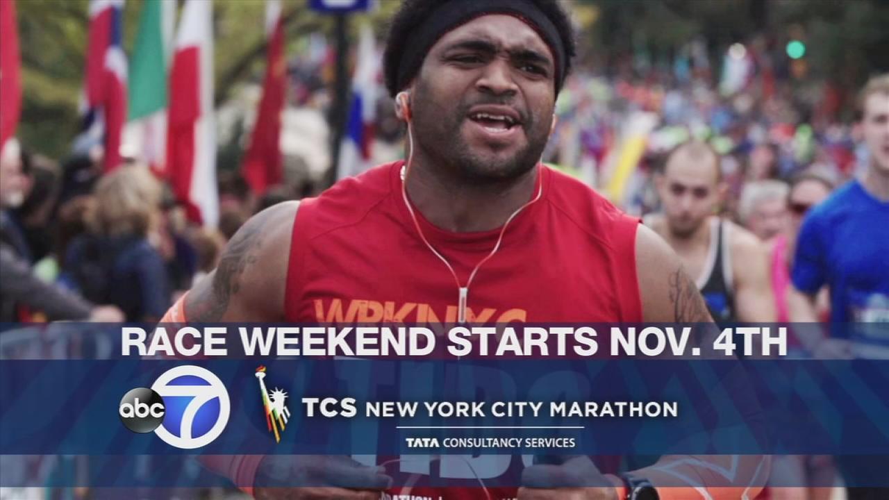 ABC7 TCS New York City Marathon coverage