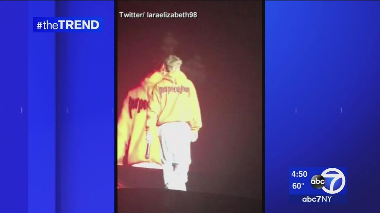 The Trend: Justin Bieber walks off mid-concert