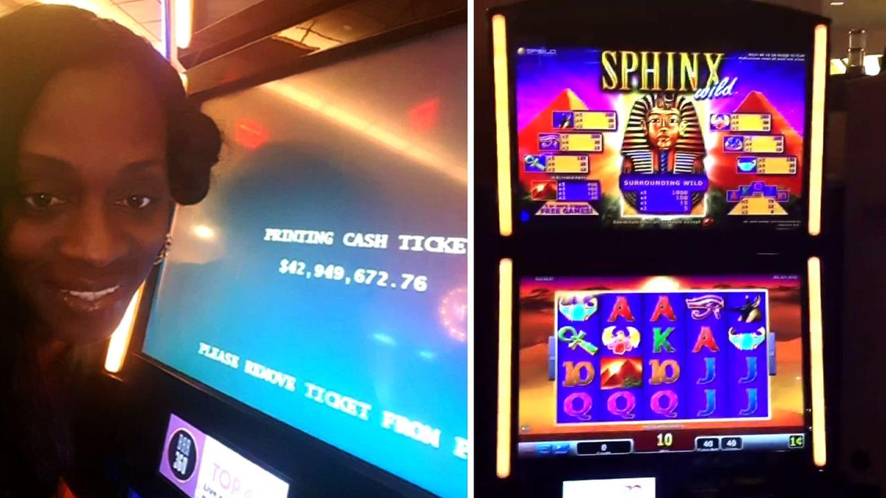 Woman Thinks She Won 43 Million In Slot Machine