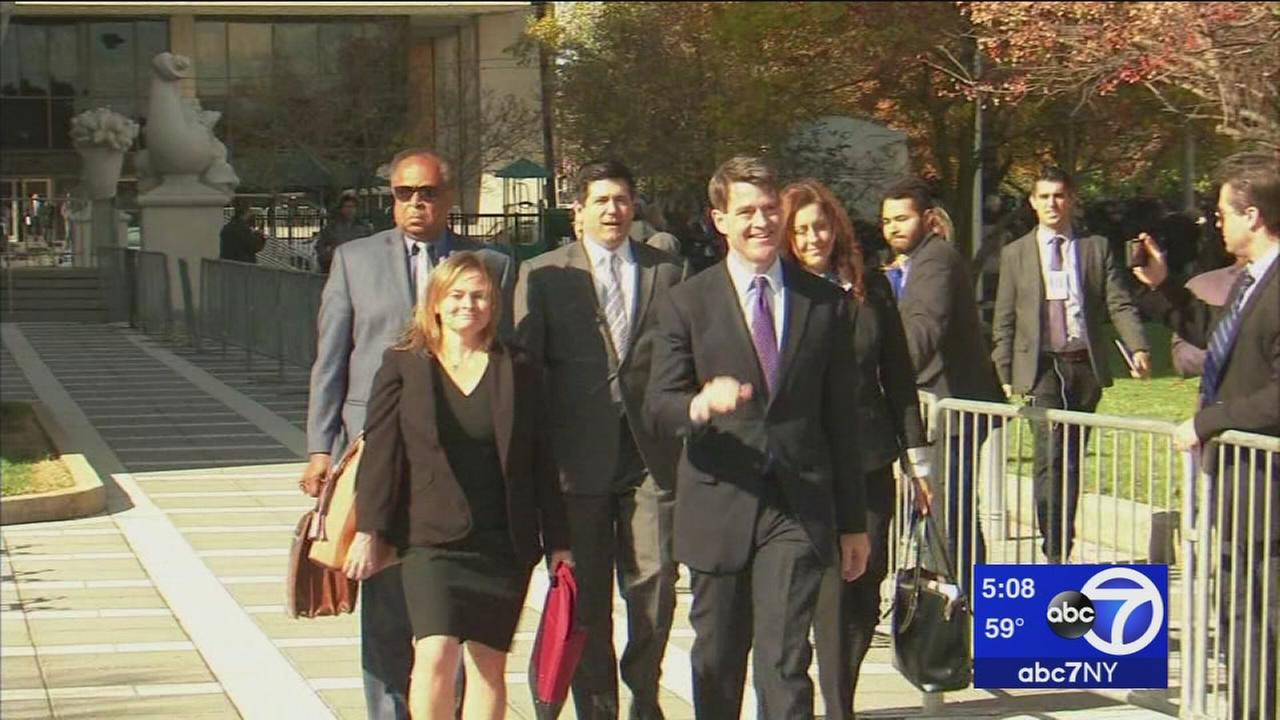 Jury Finds Bill Baroni and Bridget Kelly guilty on all counts in Bridgegate Trial