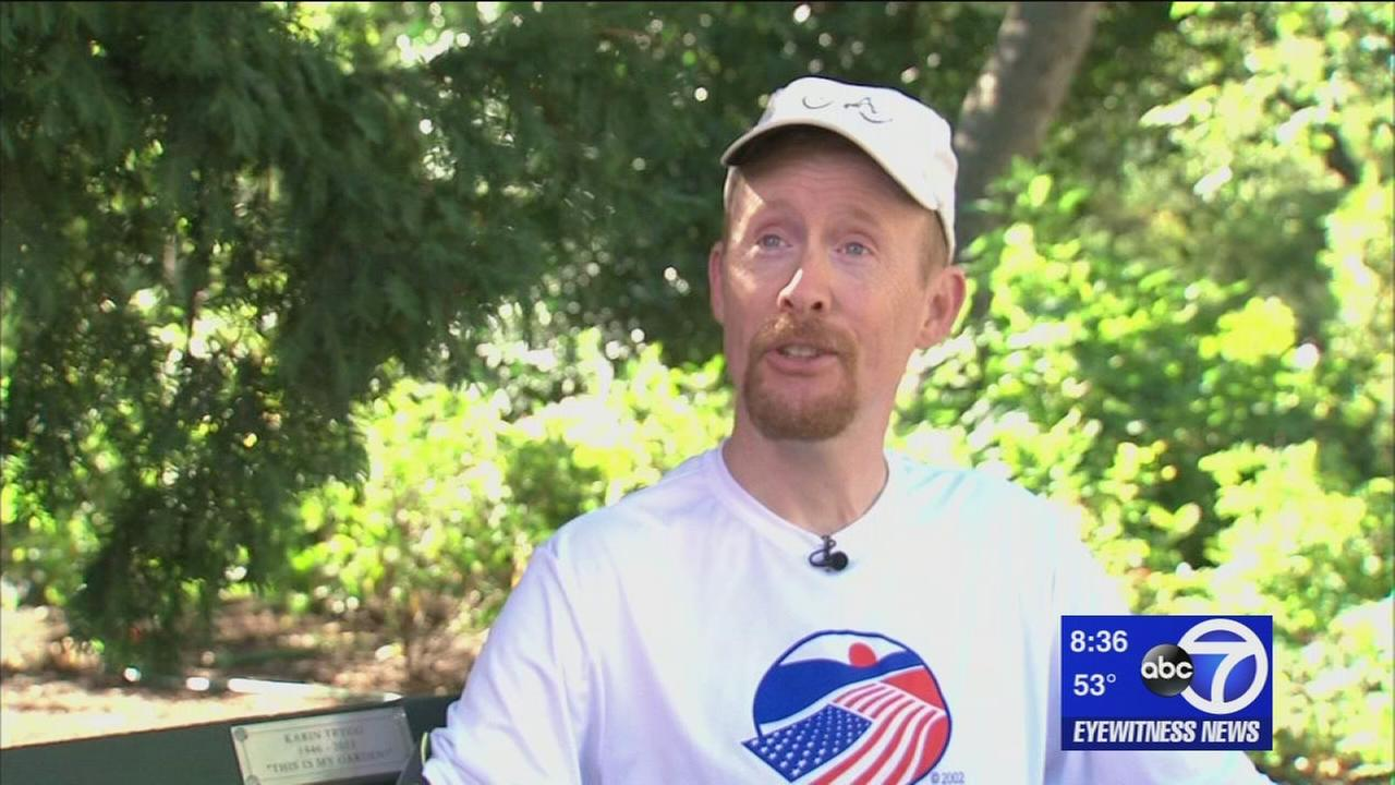Brother of fallen Flight 93 victim running in NYC Marathon in his memory