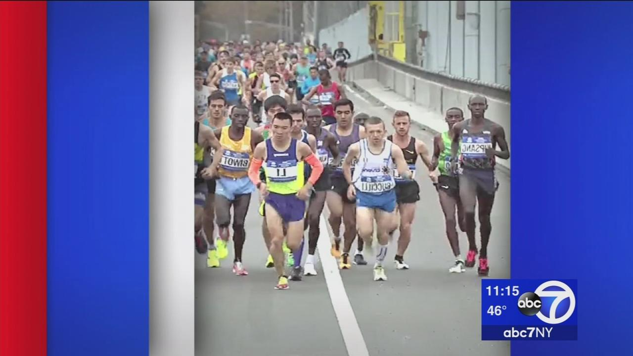 More than 50,000 runners from across the world participate in TCS NYC Marathon