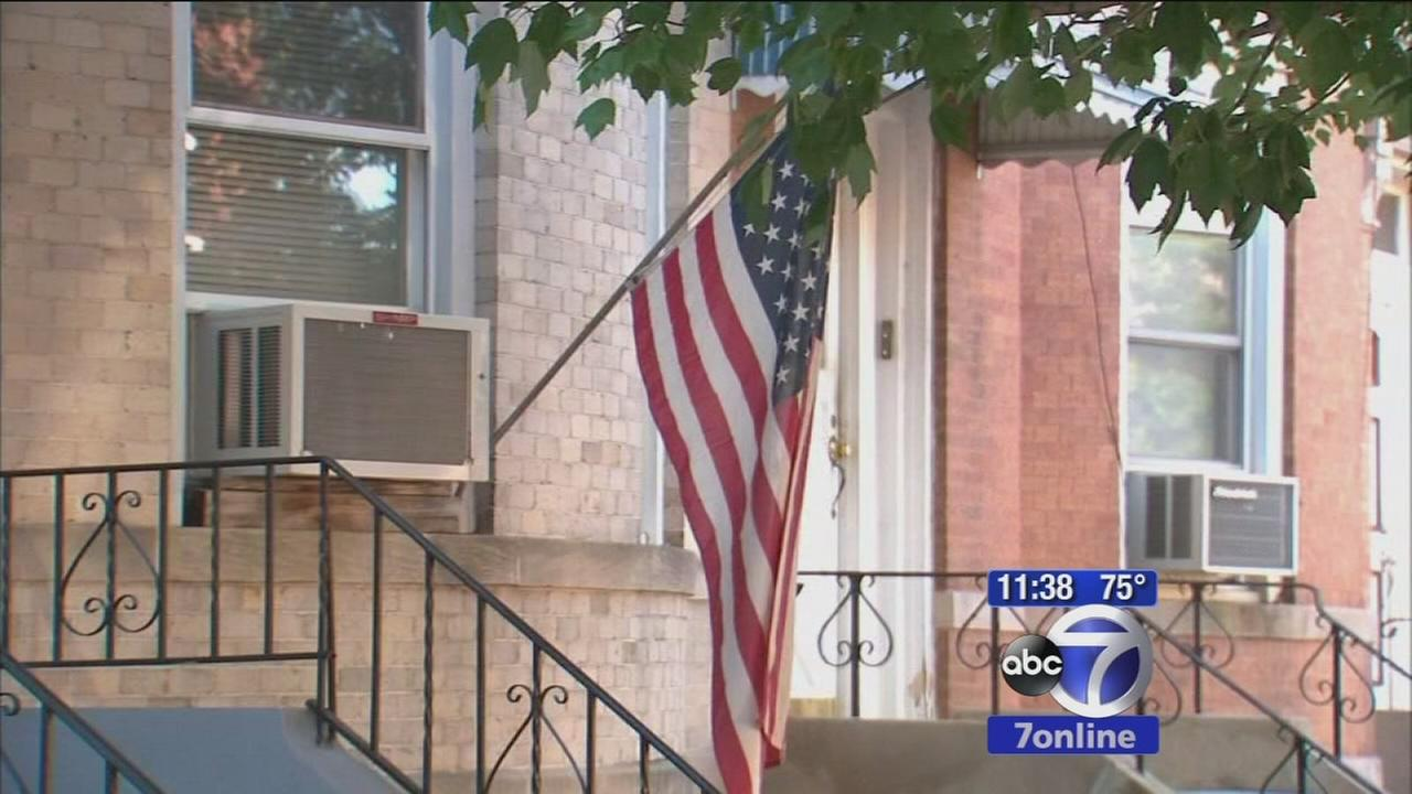 Flag-napper targets Brooklyn homes on 4th of July