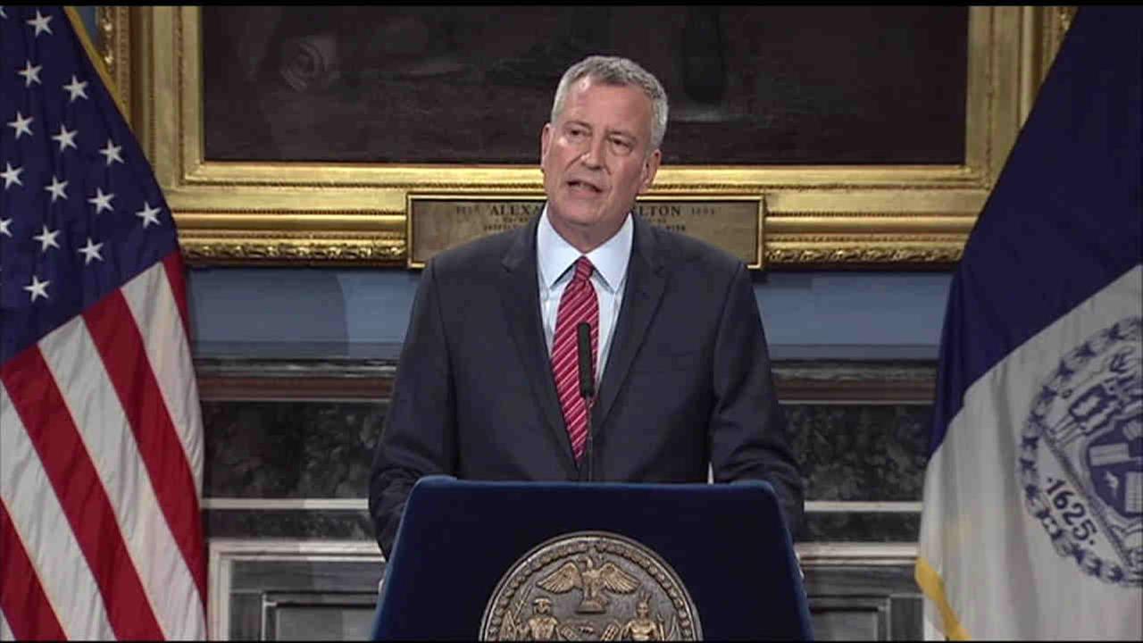 David Hansell becomes ACS commissioner, Mayor de Blasio announces